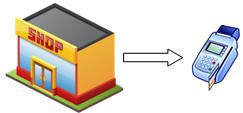 single-tier merchant structure